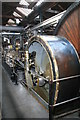 SJ8397 : Museum of Science & Industry - steam engine by Chris Allen