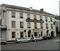SO0428 : Grade II listed The Wellington Hotel, Brecon by John Grayson