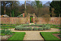 SP0583 : In the kitchen garden at Winterbourne by Phil Champion