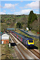 SX6960 : Train at South Brent by Wayland Smith