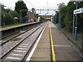 TL7812 : Hatfield Peverel railway station by Nigel Thompson