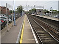 TL8619 : Kelvedon railway station by Nigel Thompson