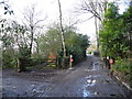 SJ9591 : Entrance to Springwood Farm by John Topping