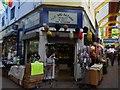 TQ3175 : The Wig Bazaar, 2nd Avenue, Brixton Village SW9 : Week 11