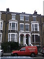 TQ3085 : 17 Tabley Road, Islington by David Anstiss