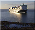 SD3959 : Seatruck Panorama arrives at Heysham by Ian Taylor