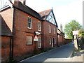 SO7875 : Southern end of Northwood Lane, Bewdley by John Grayson