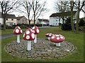 NO2600 : Mushrooms Auchmuty by James Allan