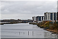 SJ5183 : Manchester Ship Canal at Runcorn by William Starkey