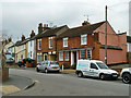TL7625 : Houses, Bocking Churchstreet by Robin Webster