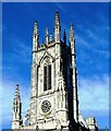 TQ3104 : Tower, St. Peter's, Brighton by nick macneill