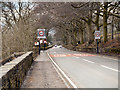 SE0003 : Holmfirth Road (A635) by David Dixon