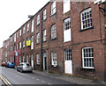 SE3220 : Wakefield - Merchants Granary on Cheapside by Dave Bevis