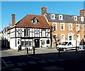 SU0682 : Town Hall Tea Rooms, Royal Wootton Bassett by Jaggery