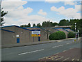 SP0891 : Small units, Brookvale Trading Estate, Witton B6 by Robin Stott
