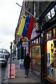 TQ3370 : Venezuelan cafe, Crystal Palace: mourning El Comandante? by Christopher Hilton