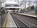SP1486 : Lea Hall railway station by Nigel Thompson