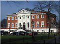 SJ6088 : Warrington - Town Hall by Dave Bevis