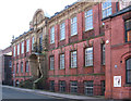 SJ6087 : Warrington - former Technical School by Dave Bevis