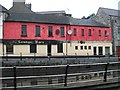 J0826 : Lounge Bars on Canal Quay, Newry by Eric Jones
