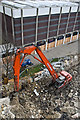 TQ4666 : Crown House demolition by Ian Capper