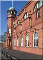 SJ6087 : Warrington - Magistrates Court by Dave Bevis