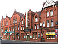 SJ7054 : Crewe - Royal Hotel by Dave Bevis
