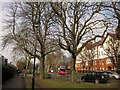 TQ2078 : Junction, Acton Green by Derek Harper