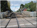 SJ8838 : Barlaston & Tittensor railway station (site) by Nigel Thompson