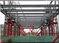 SK5739 : More progress on the bridge, March 2013 - 4 by Alan Murray-Rust