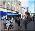 ST3161 : Pedestrianised High Street, Weston-super-Mare by John Grayson