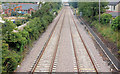 J4187 : Barn station, Carrickfergus (site of) by Albert Bridge