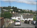 SX9273 : North end of Hutchings Way, Teignmouth by Robin Stott