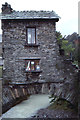 NY3704 : Ambleside: the Bridge House by Christopher Hilton
