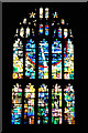 SJ8398 : Manchester Cathedral, St Mary Window by David Dixon