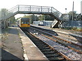 TA0006 : Brigg railway station by Nigel Thompson