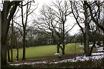 SP9902 : Golf course on Leyhill Common by Simon Mortimer