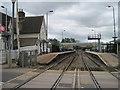 SP9637 : Ridgmont railway station by Nigel Thompson