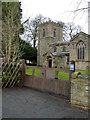 TL1395 : St Andrew's Church, Alwalton by Alan Murray-Rust