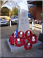 TM3863 : Saxmundham War Memorial by Adrian Cable
