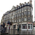 ST3188 : Former Westgate Hotel, Newport by John Grayson