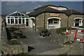 SW5031 : The Station House, Marazion, Cornwall by Peter Trimming