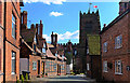 SJ6677 : Great Budworth by Gary Rogers