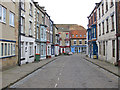 NZ7818 : High Street, Staithes by Pauline Eccles