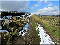 SE0139 : Bridleway leading West from Grange Farm by Chris Heaton