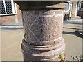 SO6775 : Memorial fountain, Cleobury by Richard Webb