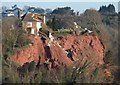 SX9266 : Collapsing house, Babbacombe : Week 14