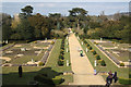 SK9239 : Belton House gardens by Richard Croft