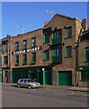 TQ3680 : Converted warehouse, Dunbar Wharf, Limehouse by Julian Osley