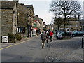 SE0064 : Grassington:  Main Street by Dr Neil Clifton